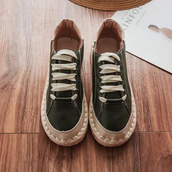 Спортни дамски обувки в три цвята подходящи за ежедневието