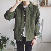 Много модерно мъжко дънково яке в няколко цвята