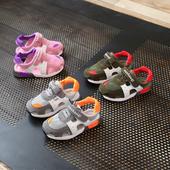 Страхотни дишащи бебешки обувки в три цвята подходящи за момче и момиченце