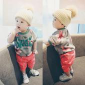 Страхотно и много мекичко пуловерче за бебе