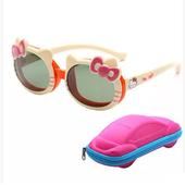 Много интересни детски слънчеви очила с кутийка-количка