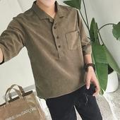 Мъжка ежедневна и много удобна спортно-елегантна риза