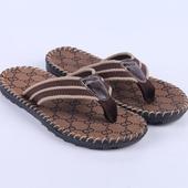 Стилни мъжки ежедневни чехли с неплъзгаща се подметка