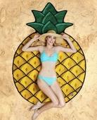 ХИТ ! Шарени и цветни плажни кърпи - 19 модела