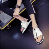 Гумени чехли през пръст в няколко цвята за мъже и жени
