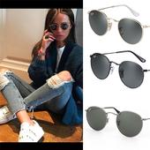 Дамски слънчеви очила модел Авиатор