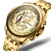 Много красив и стилен мъжки бизнес часовник