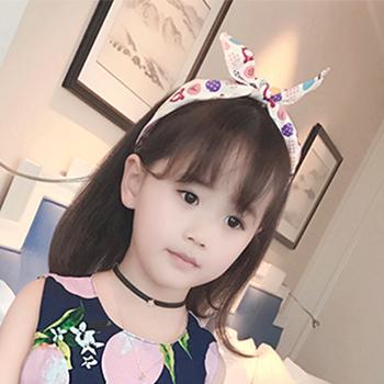 Сладки детски ленти за коса за момичета в различни разцветки