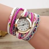 Дамски часовник с много интересна каишка - 5 модела