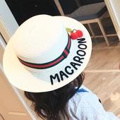 Сладка детска шапка за момичета с надпис
