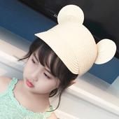 Детска сладка шапка с ушички в няколко цвята