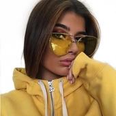 Дамски стилни очила с UV защита , 6 модела