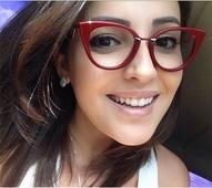 Дамски слънчеви очила с интересна форма на рамките и стъклата - 12 модела