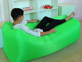 Надуваем диван за къмпинг в различни разцветки - много удобен