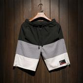 Стилни мъжки разноцветни шорти - 3 модела
