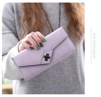 Портфейл за дамите - много удобен и в пет цвята