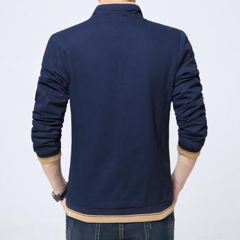 Спортно-елегантно мъжко сако в четири цвята