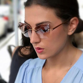 Дамски стилни очила с UV-защита - няколко цвята