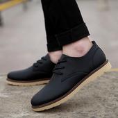 Много удобни и стилни мъжки обувки - 3 цвята