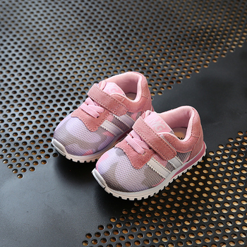 469eb84287b Πολύ χαριτωμένα πάνινα παπούτσια για κορίτσια σε τρία χρώματα με λουράκια  βελκρό