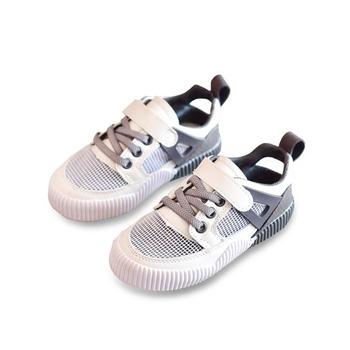 Όμορφα παιδικά πάνινα παπούτσια για κορίτσια και αγόρια με λουράκια βελκρό  σε τρία χρώματα 622c8bb043f