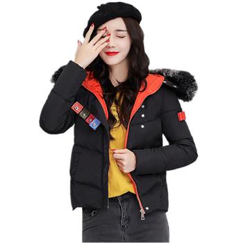 Υπέροχο χειμωνιάτικο μπουφάν με κουκούλα και γούνα σε πολλά χρώματα