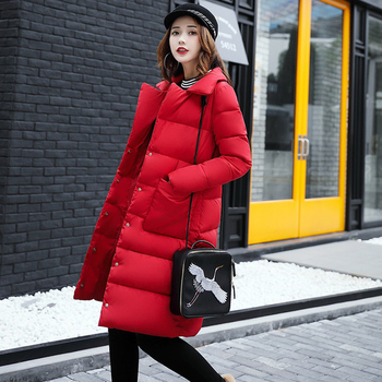 Κομψό χειμωνιάτικο γυναικείο μπουφάν