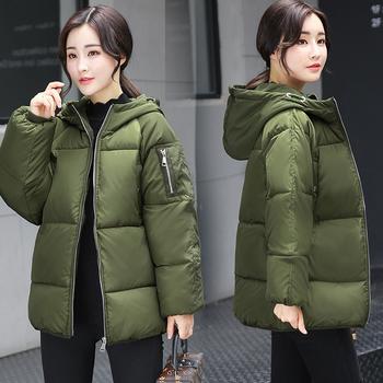 Много дебело дамско яке с качулка в четири цвята