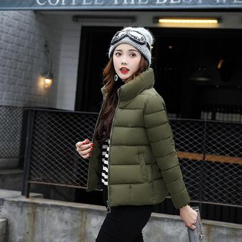Стилно зимно яке в изчистен модел в няколко цвята, подходящо за ежедневие