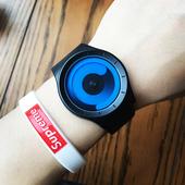 Страхотен унисекс часовник с креативен дизайн