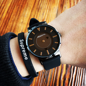 Модерен мъжки часовник в 3 разцветки