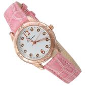 Актуален дамски часовник в четири свежи цвята