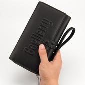 Мъжки бизнес портфейл тип чанта с много удобна за носене дръжка