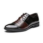 Мъжки официални обувки , подходящи за бизнес срещи и делови вечери