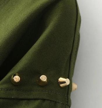 Γυναικείο  παλτό με  κέντημα