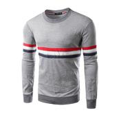 Много стилна мъжка блузка с дълъг ръкав в два цвята