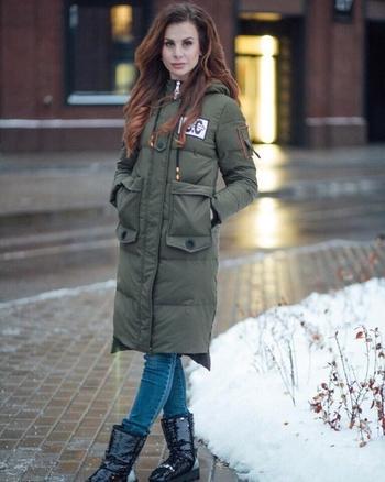 Κομψό χειμωνιάτικο σακάκι με μακρύ μανίκι σε τρία διαφορετικά χρώματα