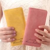 Елегантен и много практичен дамски портфейл