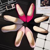 Дамски мокасини в семпъл дизайн, леко заострени и в няколко цвята