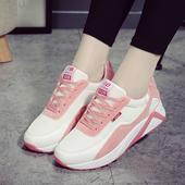 Много удобни дамски маратонки в три цвята, подходящи за ежедневие и спорт