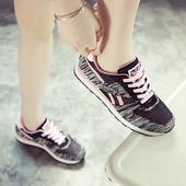 Сладки спортни маратонки за дамите в три цвята