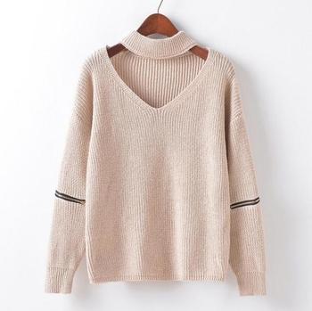 Ежедневен,много удобен дамски пуловер