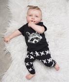 Бебешко комплектче - тениска с изображение + панталон