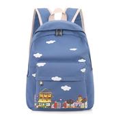Сладка детска раница за деца с изображение и в много цветове, подходяща за ежедневие и училище