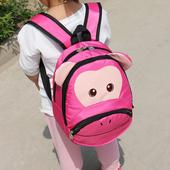 Анимационна детска раница за момичета и момчета в четири цвята