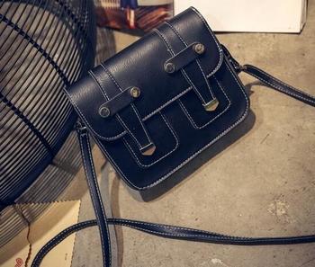 Κομψή, καθημερινή γυναικεία  τσάντα με μακρύ ιμάντα ώμου - διαφορετικά χρώματα