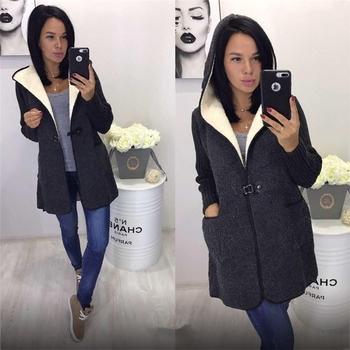 Интересно ежедневно дамско якенце с качулка
