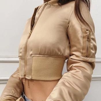 Γυναικείο κοντό μπουφάν