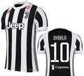 За почитателите на футболен клуб Ювентус Торино фен тениска на изгряващата звезда Пауло Дибала