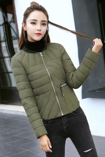 Κομψήό φθινοπωρινό γυναικείο μπουφάν σε 4 χρώματα